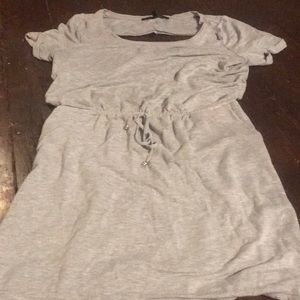 White House Black Market Pull On Casual Dress S